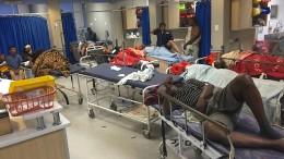 Eine Nacht in der Notaufnahme im größten Krankenhaus Afrikas