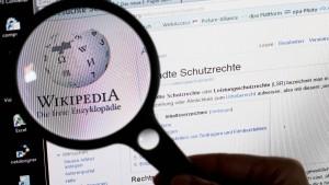 Die online Enzyklopädie wirbt um junge Wissenschaftler