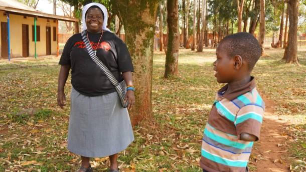 Ugandas verlorene Kinder