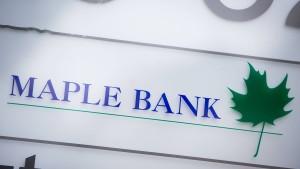 Früherer Chef der Maple Bank verhaftet