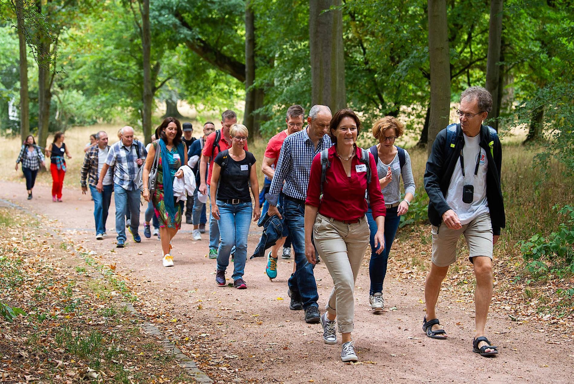Mainzer Wanderfreunde zum Wandern in Mainz gesucht!
