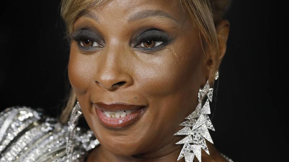 Mit neun Grammys ausgezeichnet: Mary J. Blige, 1971 in New York geboren, ist eine der erfolgreichsten R&B-Sängerinnen. Sie arbeitet auch als Songwriterin und Schauspielerin.