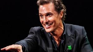 Matthew McConaughey hätte gute Chancen auf Gouverneursamt