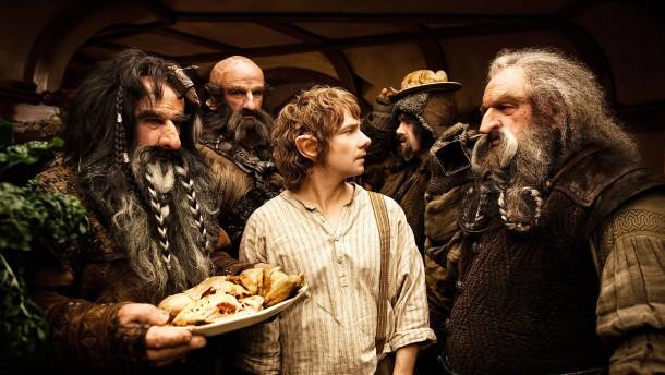 Essen wie die Hobbits