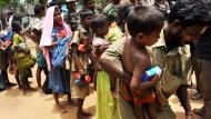 UN befürchtet 6500 zivile Opfer bei Kämpfen