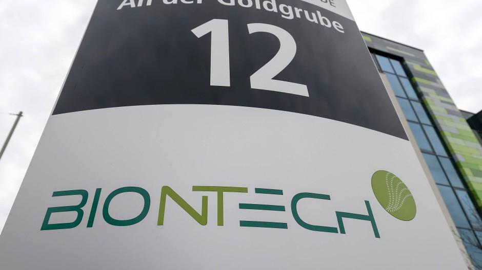 Biontech und Pfizer starten klinische Studie für Corona