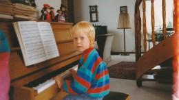 Aufgewachsen unter Orgelpfeifen