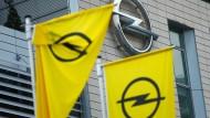 Verteilungskampf bei Opel