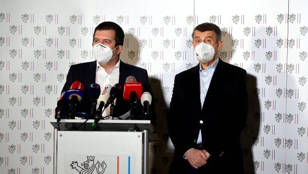 Russland weist 20 tschechische Botschaftsmitarbeiter aus