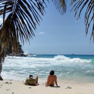 La Digue auf den Seychellen: War der Strand im Katalog schöner?