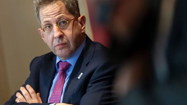 Maaßen zieht sich aus CDU-Wahlkampf in Sachsen zurück