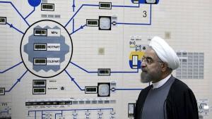 Irans Risiko mit dem Uran