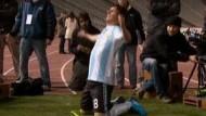 Lionel Messi ist Europas Fußballer 2009