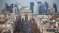 Europas Metropolen kämpfen um Londons Banker