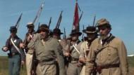 Schlachtgetümmel in Gettysburg
