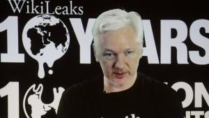 Assange hat kein Internet mehr