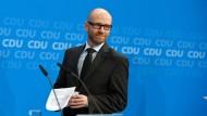 Im Mittelpunkt des parteiinternen Streits: CDU-Generalsekretär Peter Tauber