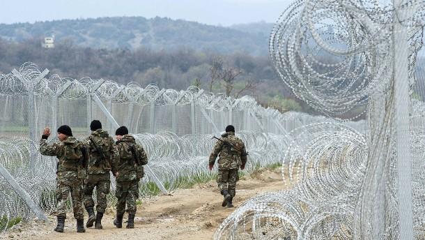 Was die Schließung der Balkanroute bewirkt hat