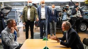 Wer für das Ende des Machtkampfs bei Volkswagen zahlt