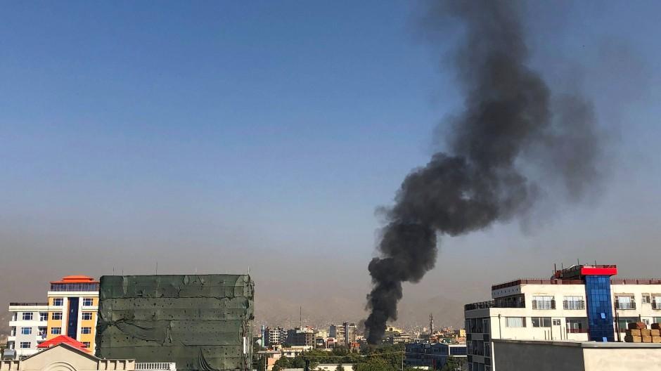 Vizepräsident Saleh entkommt Bombenanschlag