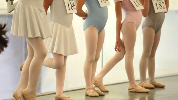 Gnadenlosigkeit macht Tanzen nicht zur Kunst