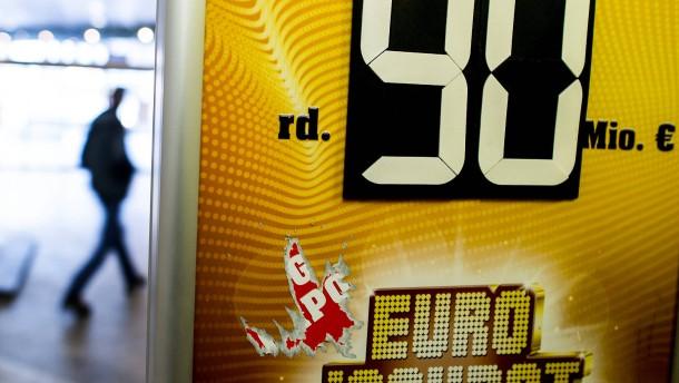 Schon wieder eine Lotto-Millionärin aus Hessen