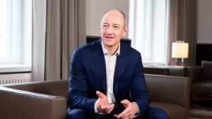 Der neue Siemens-Chef