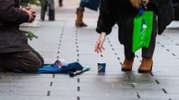 Armutsgefahr in Hessen wächst dramatisch