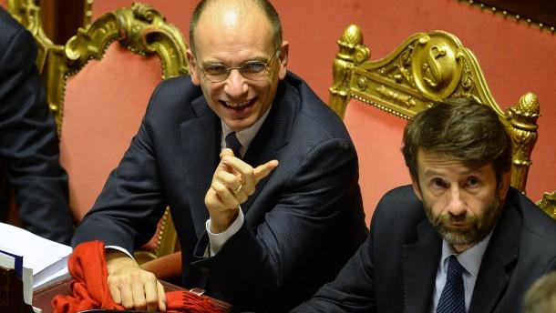 Berlusconi droht Ausschluss aus dem Senat