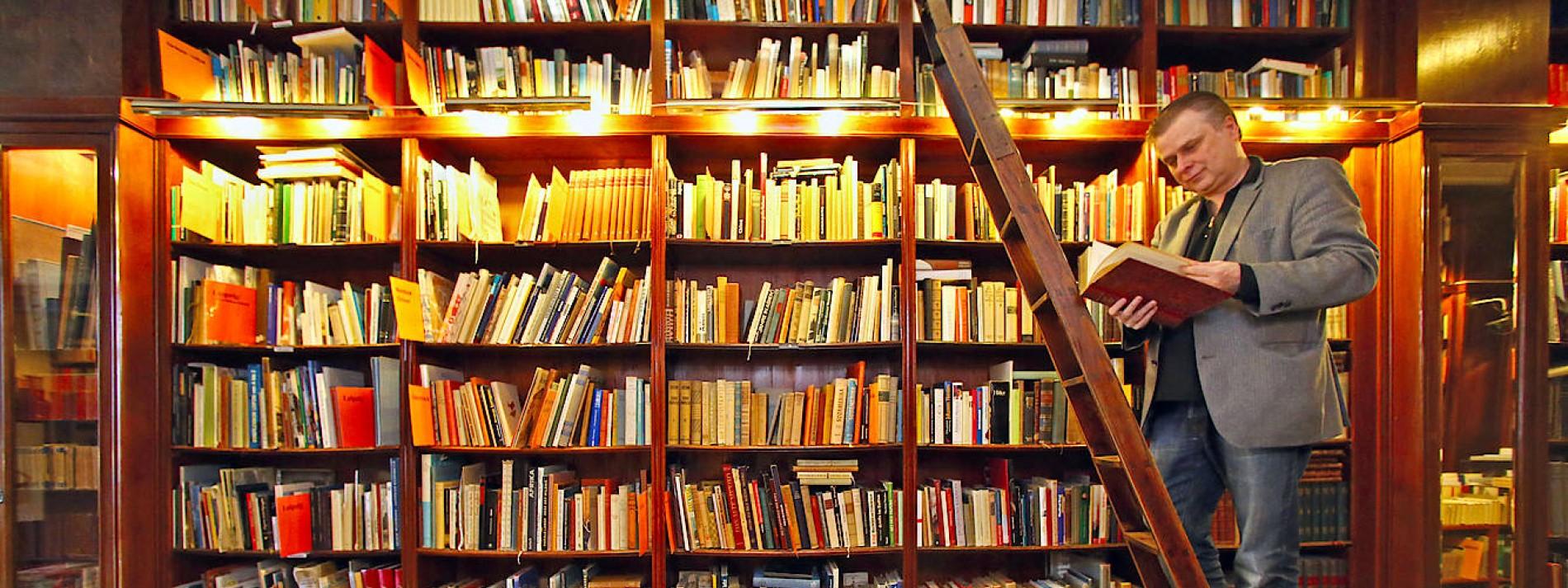 Freigeister, Geistbefreier und ein Bücherdieb