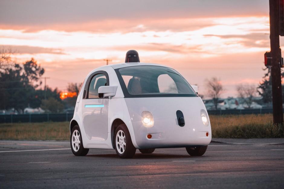 Autonomes Auto von Google