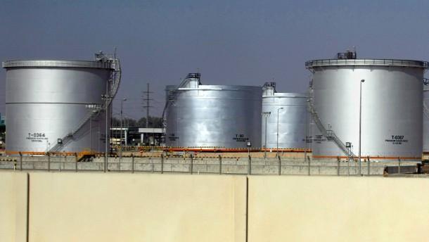 Ölaktien sind eine Wette auf den Erfolg der Opec