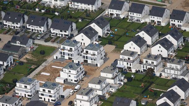 Bauzinsen erreichen einen neuen Rekord-Tiefstand