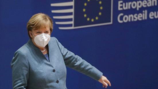 Merkel hofft auf Einigung