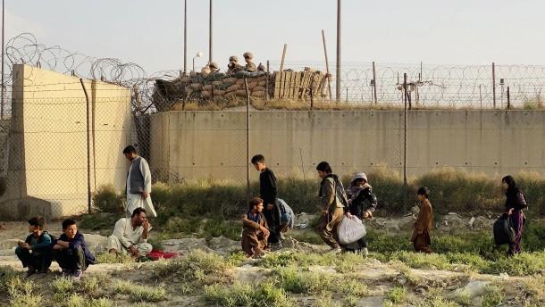 Afghanistan droht eine Hungersnot