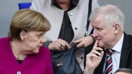 """CDU-Politiker fürchten """"politisches Erdbeben"""""""