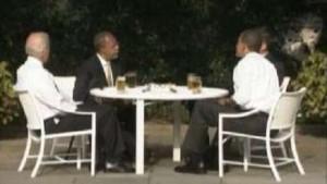 """Obama: """"Freundliche Unterhaltung"""""""