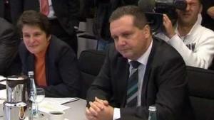 Konfliktparteien einigen sich auf weitere Gespräche