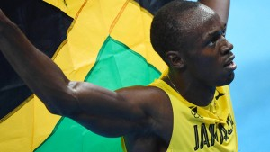 "Usain Bolt nennt Neugeborenes ""Thunder"""
