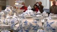 Meißner-Porzellan feiert 300. Jubiläum