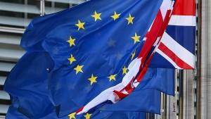 Brexit macht britische Wirtschaft nervös