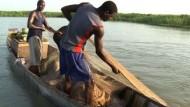 Afrikas viertgrößter See trocknet aus