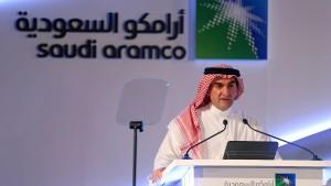 Börsengang von Saudi Aramco ist 23 Milliarden Euro schwer