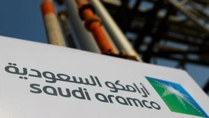 Deutlicher Gewinnrückgang bei Saudi Aramco