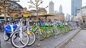 Fahrrad-Wahn in unseren Innenstädten