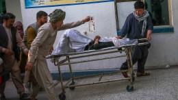 Zahlreiche Tote bei Explosion vor Schule in Kabul