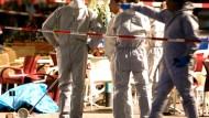 Drei Tote nach Schießerei in Eisdiele