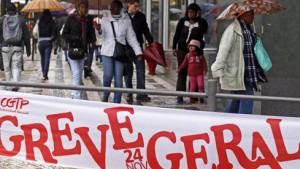 Generalstreik legt Portugal lahm