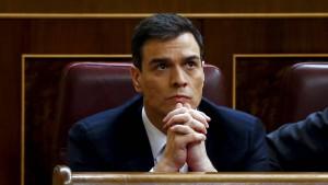 Pedro Sánchez zum zweiten Mal gescheitert