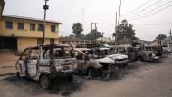 Gefängnis in Nigeria gestürmt: Fast 600 Häftlinge auf der Flucht
